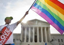 The Supreme Court could issue a major ruling in favor of LGBTQ rights soon