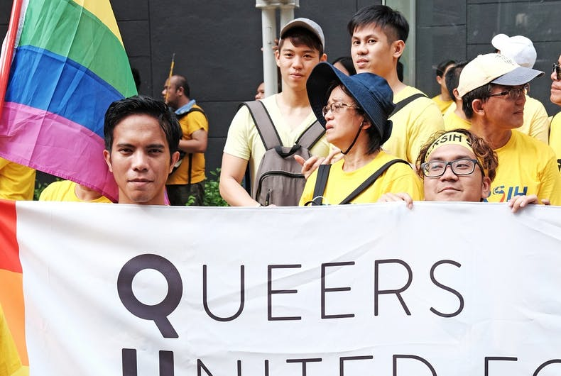 Malaysian government opens contest for anti-LGBT videos