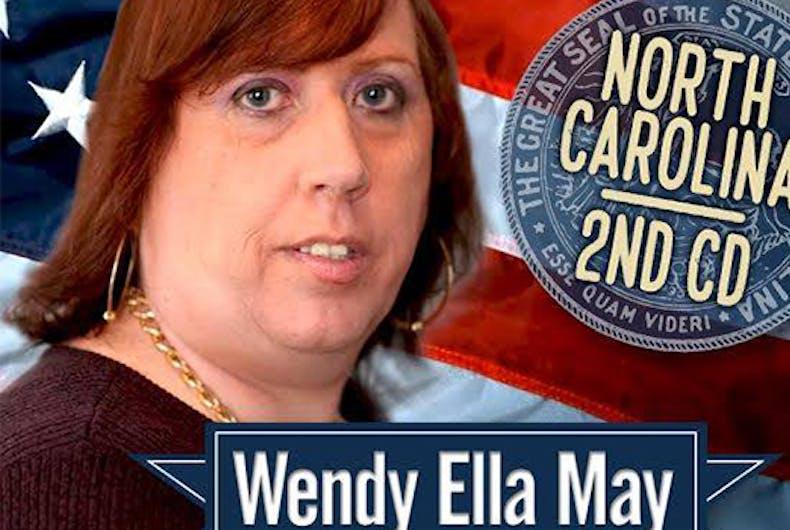 Wendy Ella May