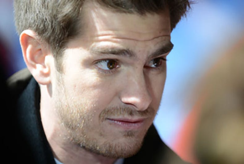 Andrew Garfield is right. His gay comments were taken out of context