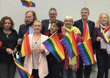 All of Germany's Muslim members of parliament voted for marriage equality