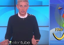 Ellen DeGeneres deconstructs popular children's TV shows