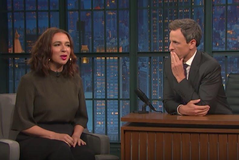 Maya Rudolph's Ivanka Trump impression will leave you in stitches