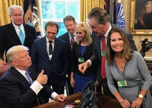 Trump's Bible study teacher says coronavirus was caused by gays & environmentalists