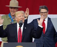 Boy Scout chief expected Trump's speech to be explicitly political