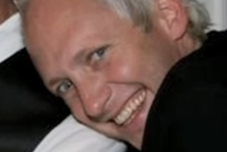 Gay activist and journalist Billy Manes dies at 45