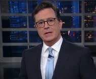 Stephen Colbert makes fun of Jeff Sessions for talking to hate group