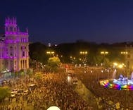 Hundreds of thousands celebrate world's largest pride in Madrid