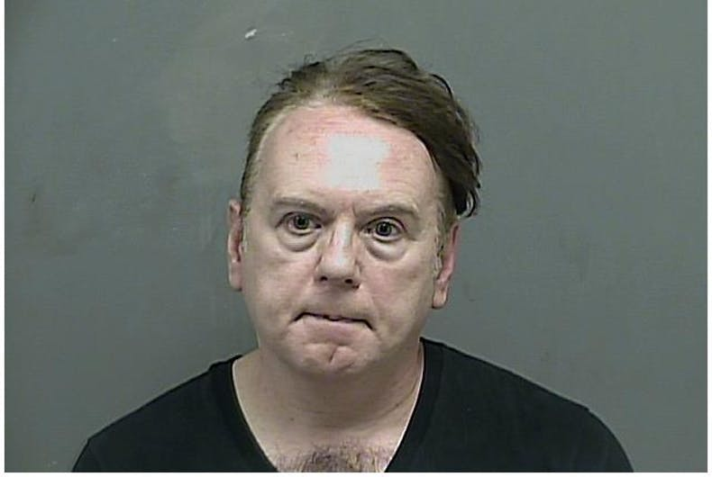 Kentucky GOP chair arrested & punched after he exposed himself in a store bathroom