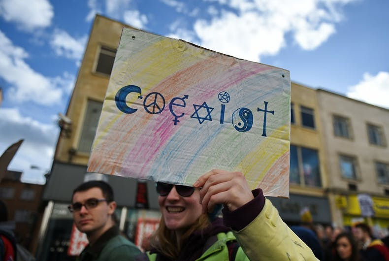 Pro-LGBTQ groups kicked out of Muslim conference