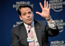 Is Anthony Scaramucci about to get his own sitcom?
