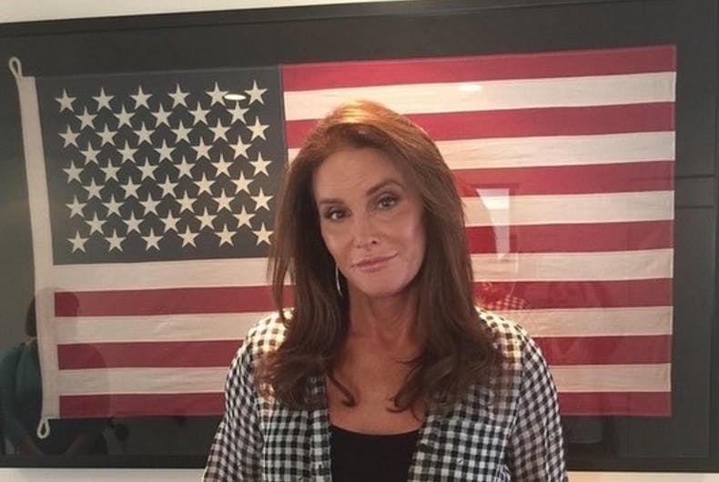 Caitlyn Jenner wants to be Kanye's vice president