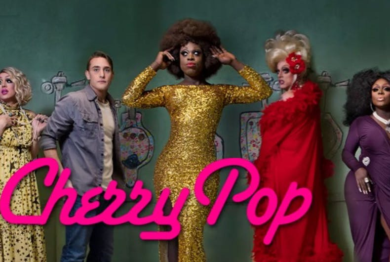 Bob the Drag Queen, Detox, & Latrice Royale will teach you how to get your Cherry Pop(ped)