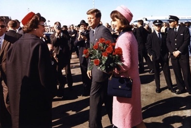The multiple gay & lesbian connections to JFK's assassination