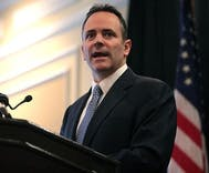 Kentucky governor blames Charlottesville violence on taking the Bible out of schools
