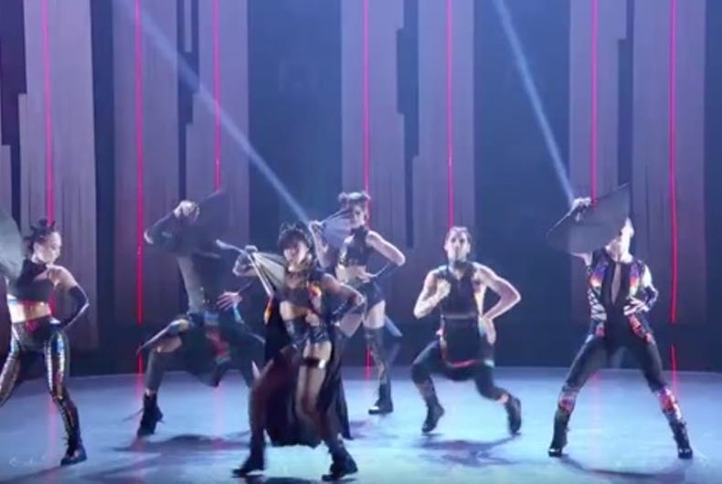 The cast of So You Think You Can Dance teamed up with RuPaul to make something fantastic