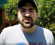 Liberal redneck completely destroys the cowards behind the Nazi rally
