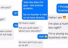 Read this gross response to a young lesbian seeking career advice in the tech world