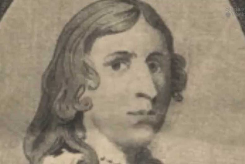 America's first gender bending soldier fought in the Revolutionary War