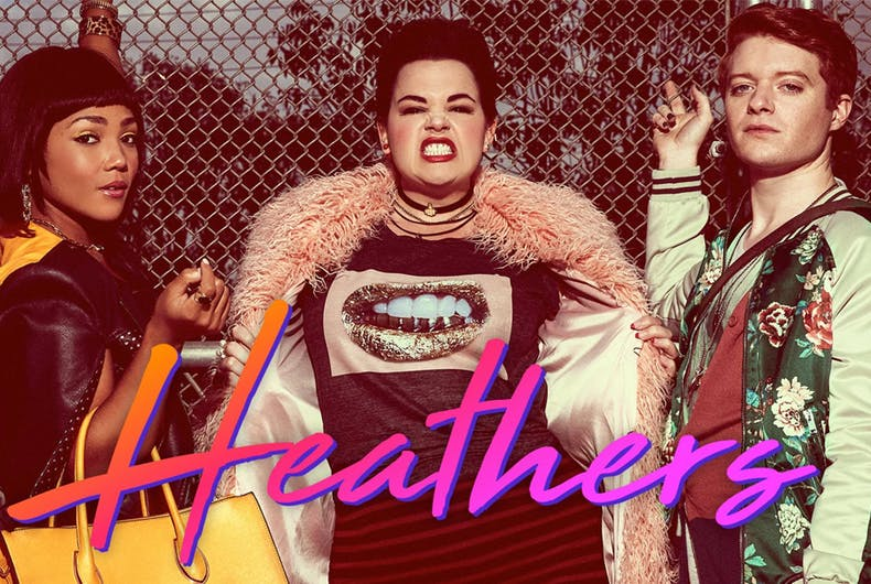 The first preview for the TV reboot of 'Heathers' is here & it is killer