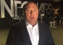 Alex Jones says Charlottesville Nazis were actually liberal Hollywood actors