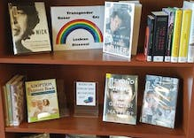 Republican lawmakers freak out over library's LGBT book display