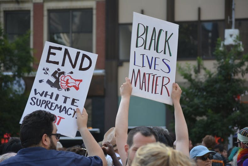ACLU says it won't defend armed protestors anymore