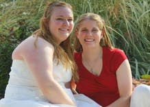 Lesbian couple told they were an 'abomination' by county clerk wins settlement