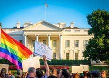 Less than half of Americans now accept LGBT people in a dangerous reversal of progress