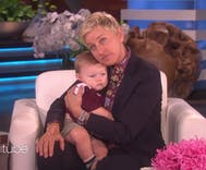 Ellen DeGeneres: 'I want a baby'