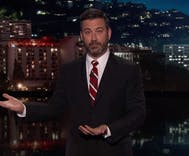 Jimmy Kimmel goes after critics of his healthcare plea in perfect take down