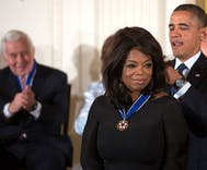 Is Oprah going to run for president against Trump in 2020?