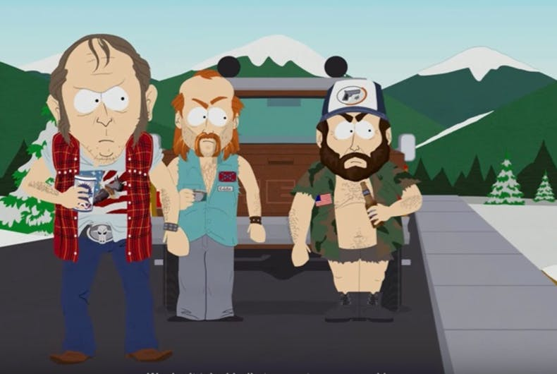 South Park's new video game lets you play as a transgender character