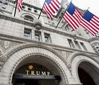 Log Cabin held a big shindig at Trump Hotel & no one would talk about Trump