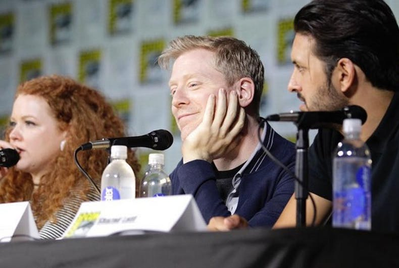 Anthony Rapp: 'I was trying to protect people' with the Kevin Spacey allegations