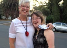 This woman with Down Syndrome wants the right to vote for marriage equality