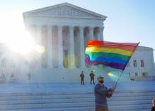 Legal groups ask the Supreme Court to stop Mississippi's 'license to discriminate' law