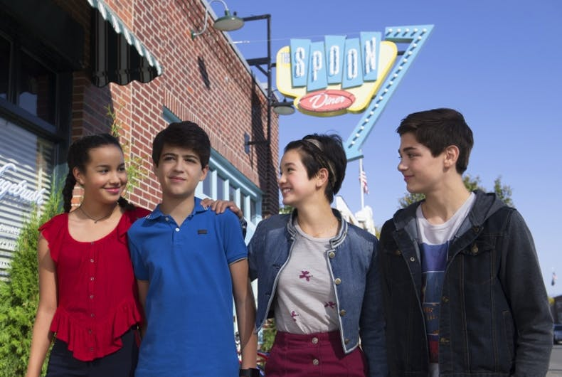 Andi Mack Disney