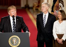 Here's how Trump thinks he'll get 3 more Supreme Court picks during his first term