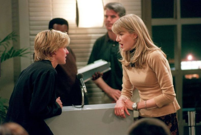 You can binge watch Ellen's old sitcom today for National Coming Out Day