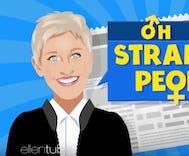 Ellen mocks straight people in new show segment