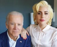 Lady Gaga & Joe Biden are teaming up but they need your help too