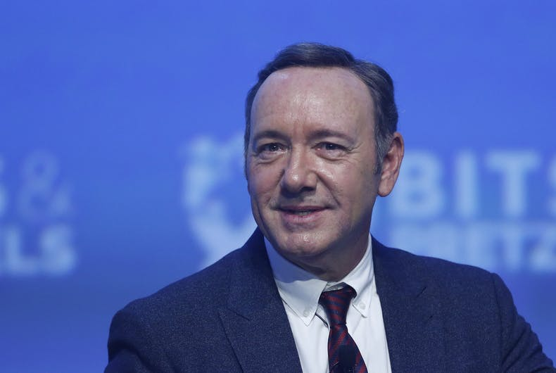 Another alleged Kevin Spacey victim comes forward: 'He tried to rape me'