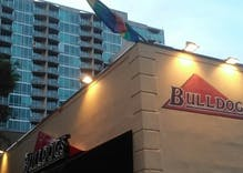 A man was shot outside a gay bar in Atlanta