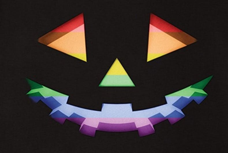 10 incredible queer Halloween-themed tshirts you'll want to wear now