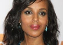 Scandal star Kerry Washington eviscerates Trump during award acceptance speech