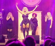 This Republican mayor raised big bucks for charity with a drag act & has no time for haters