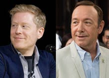 Anthony Rapp tweets about the hate he's received since accusing Kevin Spacey