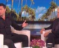 Ricky Martin gets emotional talking about Puerto Rico on 'Ellen'