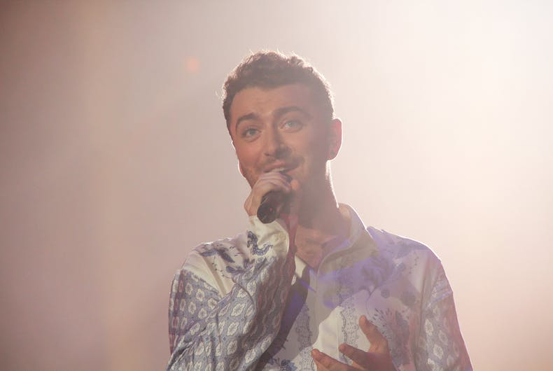 Sam Smith comes out as genderfluid